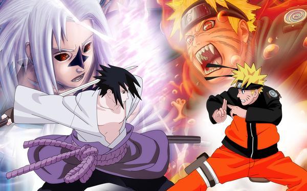 Naruto et sasuke sasuke demon - Demon de sasuke ...